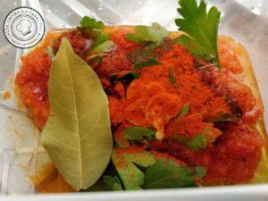Base de Especias y tomate para paella