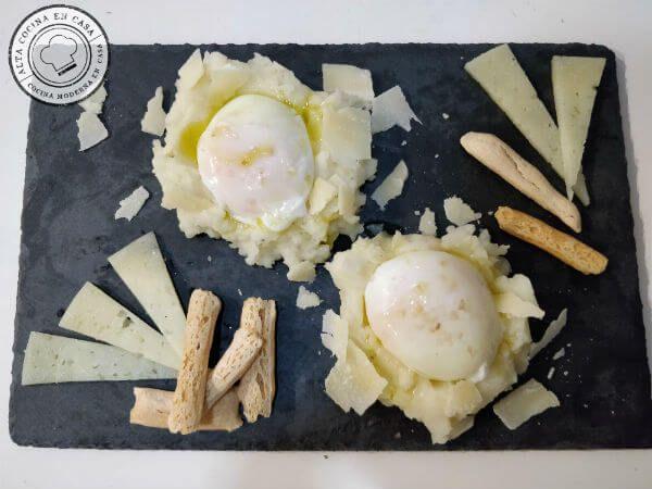 Huevos a Baja Temperatura