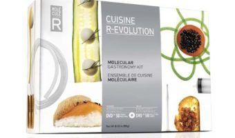 Kit de Cocina Molecular Cuisine R-Evolution