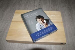 Libro cocina con Joan Roca a Baja Temperatura