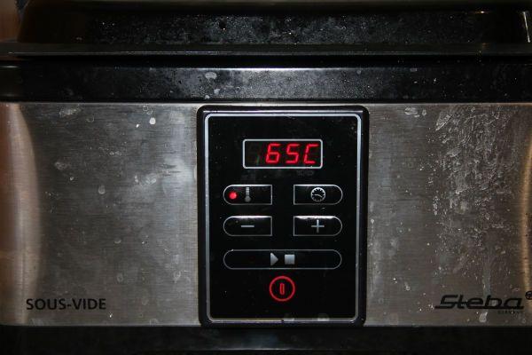 tipos de cocciones a baja temperatura. Cocción indirecta